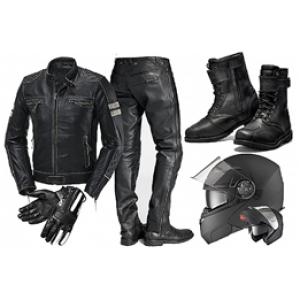 Kläder, skydd & utrustning